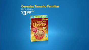 Walmart TV Spot, 'Evelyn: Cereales' [Spanish] - Thumbnail 9