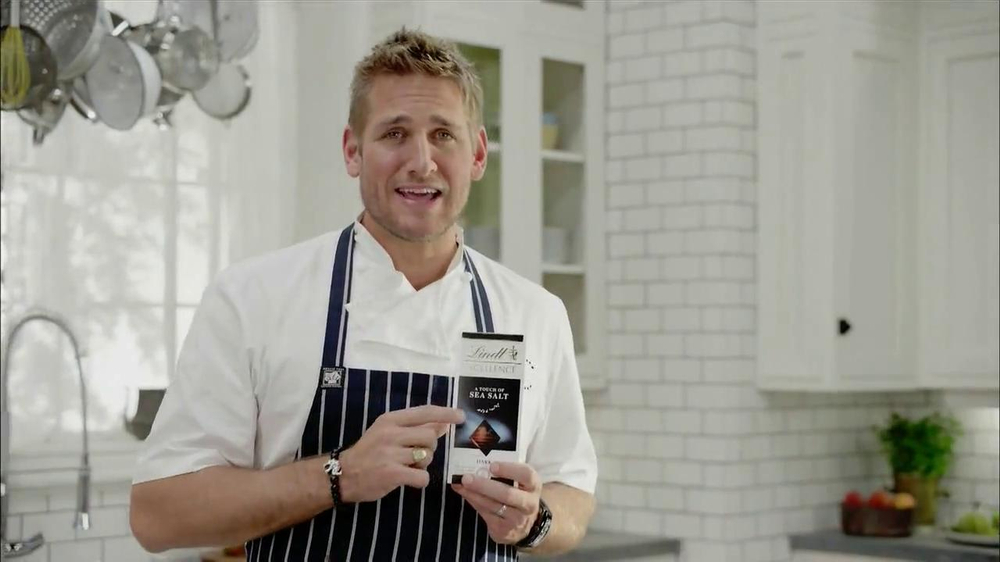 Lindt TV Commercial Featuring Curtis Stone