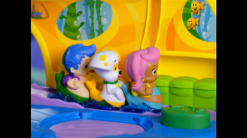 Bubble Guppies Swim-sational School TV Spot