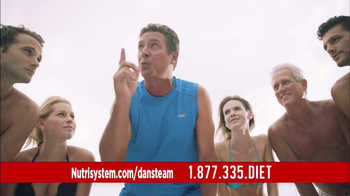 Nutrisystem TV Spot, 'Dan's Team' Featuring Dan Marino - 67 commercial airings