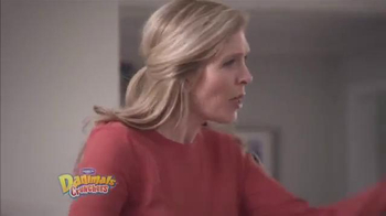 Danimals Crunchers TV Spot, 'Speed Talking Mom' - Thumbnail 1