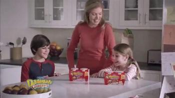 Danimals Crunchers TV Spot, 'Speed Talking Mom' - Thumbnail 5
