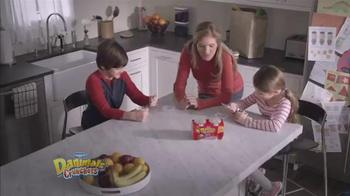 Danimals Crunchers TV Spot, 'Speed Talking Mom'