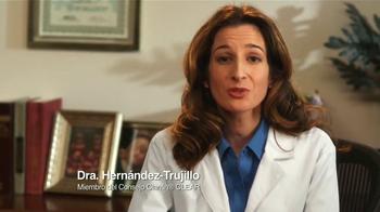 Claritin TV Spot Con Ana Patricia González [Spanish] - Thumbnail 2