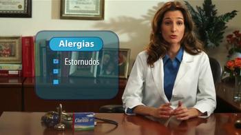 Claritin TV Spot Con Ana Patricia González [Spanish] - Thumbnail 3