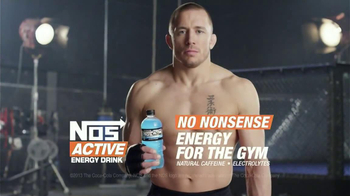 NOS Active TV Spot, 'Cat Daddy' Featuring Georges St-Pierre - Thumbnail 10