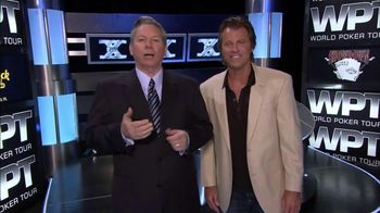 WPT Cruise TV Spot Featuring Mike Sexton and Vince Van Patten