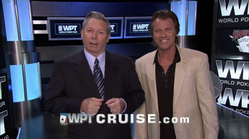 WPT Cruise TV Spot Featuring Mike Sexton and Vince Van Patten - Thumbnail 8