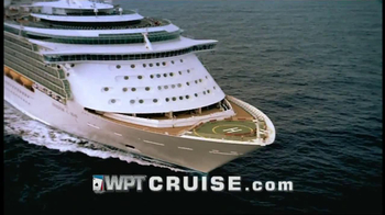 WPT Cruise TV Spot Featuring Mike Sexton and Vince Van Patten - Thumbnail 2