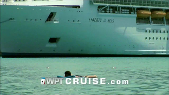 WPT Cruise TV Spot Featuring Mike Sexton and Vince Van Patten - Thumbnail 3