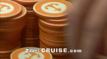 WPT Cruise TV Spot Featuring Mike Sexton and Vince Van Patten - Thumbnail 4
