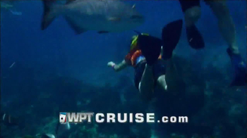 WPT Cruise TV Spot Featuring Mike Sexton and Vince Van Patten - Thumbnail 5
