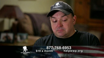 Wounded Warrior Project TV Spot Featuring Trace Atkins - Thumbnail 10