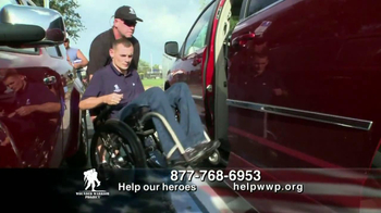 Wounded Warrior Project TV Spot Featuring Trace Atkins - Thumbnail 4