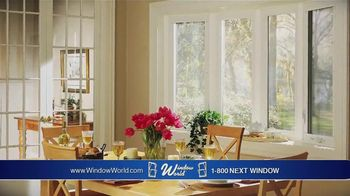 Window World TV Spot, 'Small World'