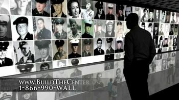 The Vietnam Veterans Memorial Fund The Education Center at the Wall TV Spot - Thumbnail 3