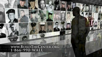 The Vietnam Veterans Memorial Fund The Education Center at the Wall TV Spot - 293 commercial airings