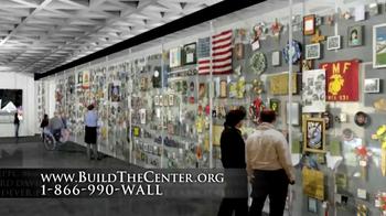 The Vietnam Veterans Memorial Fund The Education Center at the Wall TV Spot - Thumbnail 5