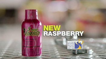 5 Hour Energy Raspberry TV Spot, 'Support   Living Beyond Breast Cancer'