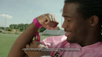5 Hour Energy Raspberry TV Spot, 'Support   Living Beyond Breast Cancer' - Thumbnail 5