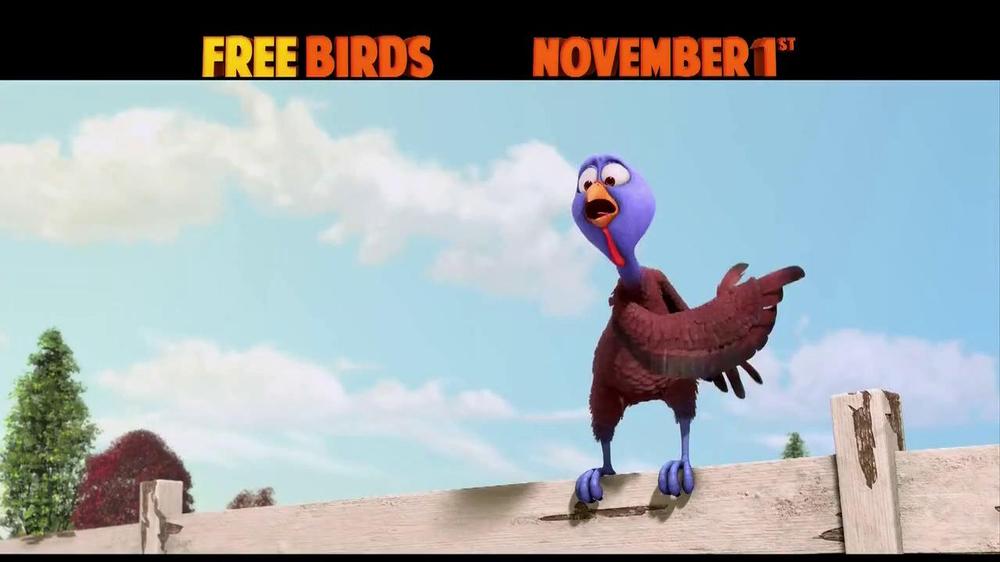 Free Birds TV Movie Trailer