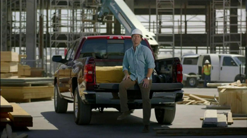 Chevrolet Silverado TV Spot, 'Job Site' - Thumbnail 2