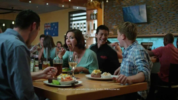 Outback Steakhouse Steak and Unlimited Shrimp TV Spot, 'One More Week' - Thumbnail 3