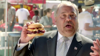 Arby's Smokehouse Brisket TV Spot, 'Brisket Cook-Off' Featuring Bo Dietl - Thumbnail 2