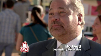 Arby's Smokehouse Brisket TV Spot, 'Brisket Cook-Off' Featuring Bo Dietl - Thumbnail 3