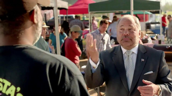 Arby's Smokehouse Brisket TV Spot, 'Brisket Cook-Off' Featuring Bo Dietl - Thumbnail 4