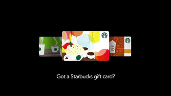 Starbucks Loyalty Program TV Spot, 'Gift Card' - Thumbnail 2