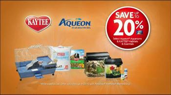 PetSmart Fall Savings Sale TV Spot, 'New Pet' - Thumbnail 7