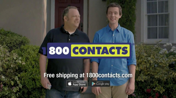 1-800 Contacts TV Spot, 'Commercial Shoot: Tom' - Thumbnail 10