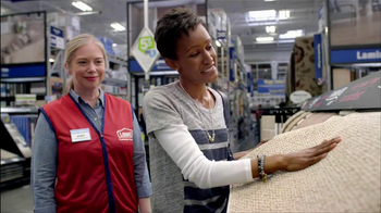 Lowe's TV Spot, 'Carpet Swap' - Thumbnail 7
