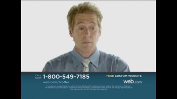 Web.com TV Spot, 'Small-Business Owners' - Thumbnail 9