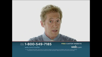 Web.com TV Spot, 'Small-Business Owners' - Thumbnail 2