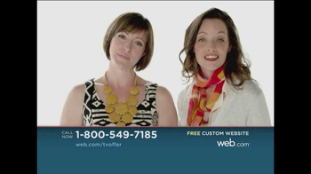 Web.com TV Spot, 'Small-Business Owners'