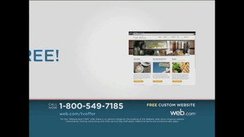 Web.com TV Spot, 'Small-Business Owners' - Thumbnail 5