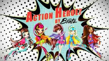 Bratz Action Heroes TV Spot