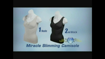 Miracle Slimming Camisole TV Spot - Thumbnail 10