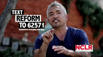 National Council of La Raza (NCLR) TV Spot Featuring Cesar Millan - 2 commercial airings
