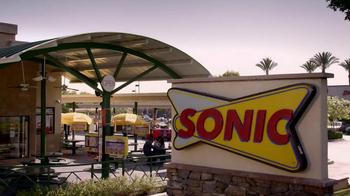 Sonic Drive-In Super Crunch Chicken TV Spot, 'FX Network' - Thumbnail 2