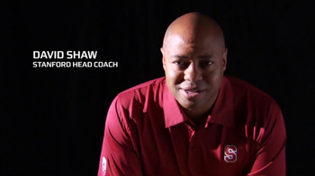 Pac-12 Conference TV Spot Featuring David Shaw - 4 commercial airings