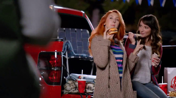 Wendy's Right Price Right Size TV Spot, 'More or Less' - Thumbnail 3