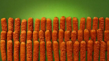Farm Rich Breaded Mozzarella Sticks TV Spot, 'Game Time'