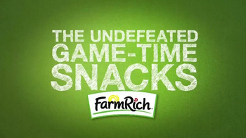 Farm Rich Breaded Mozzarella Sticks TV Spot, 'Game Time' - Thumbnail 7
