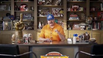AT&T TV Spot, '#BeTheFan: Fan Timeout' - Thumbnail 2