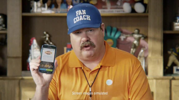 AT&T TV Spot, '#BeTheFan: Fan Timeout' - Thumbnail 3
