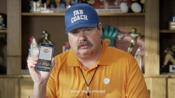 AT&T TV Spot, '#BeTheFan: Fan Timeout' - 46 commercial airings