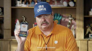 AT&T TV Spot, '#BeTheFan: Fan Timeout' - 46 commercial airings